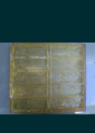Полиуретановые формы. Гипсовая плитка. Декоративный камень