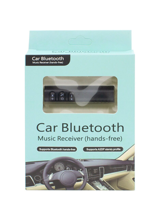 Авто модулятор, ресивер, Bluetooth адаптер NICHOSI BT-450 Wireles
