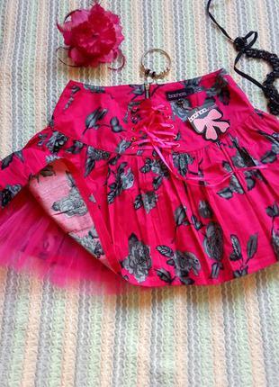 🔝крутая пышная юбка фатин на шнуровке 🆕бомба качество 👍 супер ...