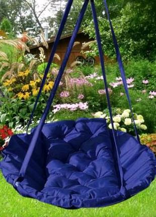Подвесное кресло-качель для дачи, сада, дома