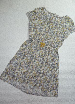 Летнее платье h&m на 7- 8 лет