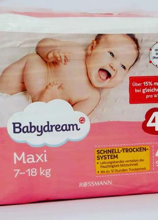 Babydream 4 maxi 7-18 kg