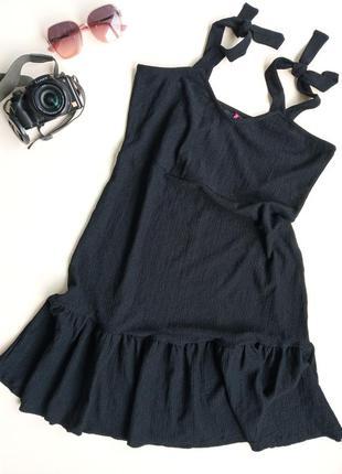 Летнее платье,сарафан, р-р uk10 (s-m, наш 44-46)