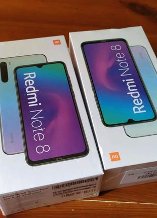 Xiaomi Redmi Note 8 4/64 ГБ