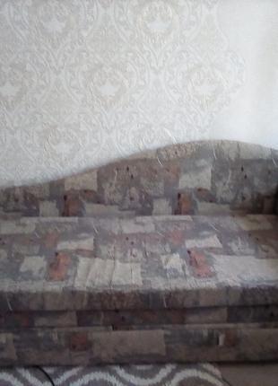 Продаю раскладной диван софу.