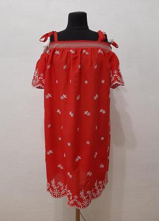 """Стильное модное платье """" матрешка """" большого размера"""