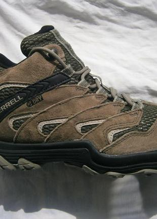 Ботинки merrell chameleon 7 limit mid waterproof j12761 оригін...