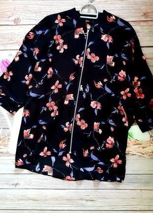 Стильная модная блузка шифоновая