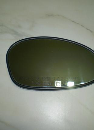 Вкладиш зеркала с обогревом  BMW