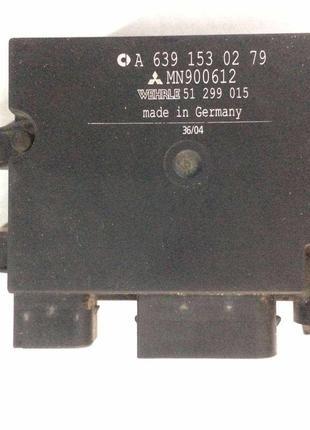 Б/у блок управления система комфорт Smart, Mitsubishi Colt, A 639