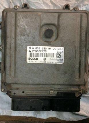 Б/у блок управления двигателем Smart Forfour,Mitsubishi Colt 1.5D