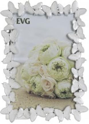 Рамка для фото EVG Shine AS46 white 15х20 см