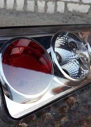 Задние фонари на ВАЗ 2106 или Нива Грей №1
