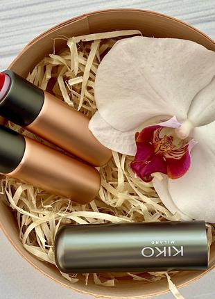 Kiko Milano Velvet Passion Matte Lipstick Матовая помада для губ