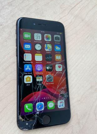 iPhone 7 Matte Black 128GB iCloud