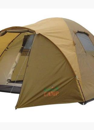 Четырехместная палатка Green Camp 1004