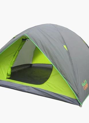 Кемпинговая палатка Green Camp 1018-4