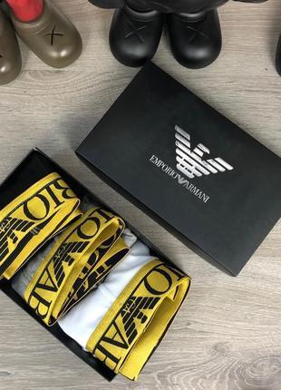 Underwear Emporio Armani Pack 3
