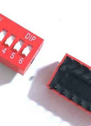 DIP Switch ( мікроперемикач )