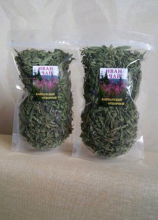 Иван-чай из Карпат