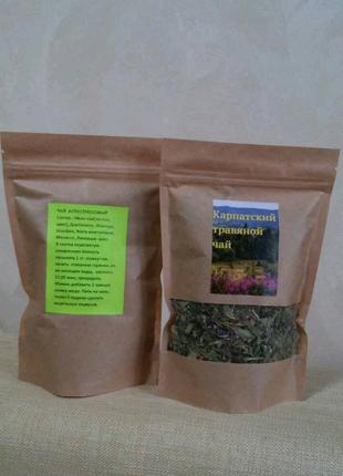 Травяной сбор на основе Иван-чая