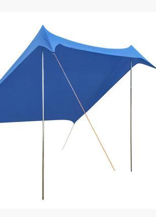 Тент Green Camp GC1046, синий