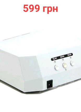 УФ-лампа сушки ногтей; 36Вт; спиральная CCFL лампа