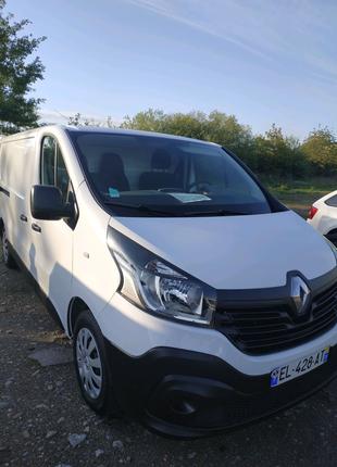 Renault Trafic Long L2H1 2017