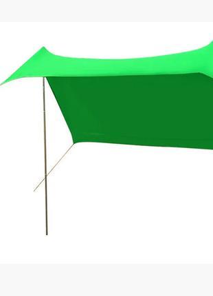 Тент Green Camp GC1046, зеленый