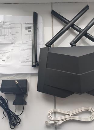 Гигабитный роутер Tenda AC11 (AC1200) 2.4 ГГц 5 ГГц 2 диапазона