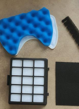 Комплект 4-х фильтров для пылесоса Samsung SC65…, SC66 DJ97-00841