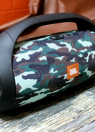 Колонка JBL BOOMBOX MINI E10 с USB, SD, FM, Bluetooth, 2-динамика