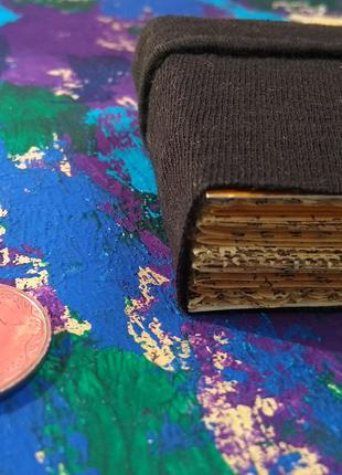 Дизайнерский артбук с тканевой обложкой 📙