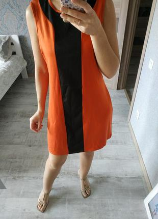 Очень красивое платье, корректирующее фигуру для пышных дам