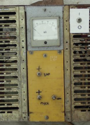 Сварочный трансформатор 220в,  с пуско-зарядным устройством.