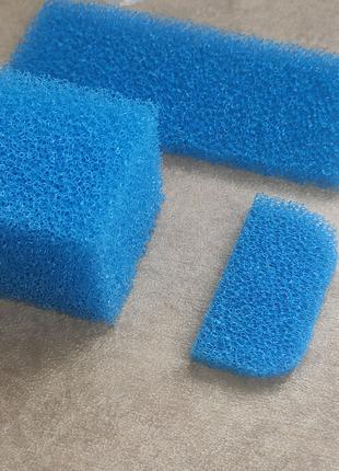 Комплект губчатых фильтров для пылесосов THOMAS 3 шт