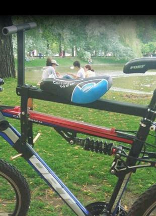 Велокресло детское универсальное Трансформер