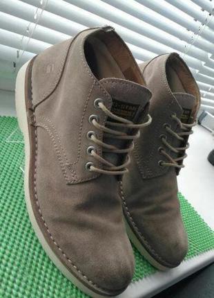 Мужские ботинки Gstar 43-44р 28-29см по стельке (туфли, мокаси...