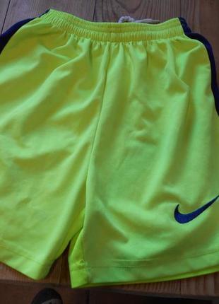 Детские спортивные шорты 5-7 лет