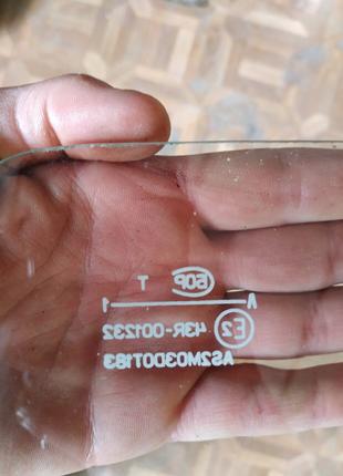 Заднее стекло Москвич