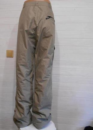 Классные штаны для зимних видов спорта xl  (56)