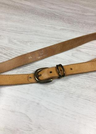 Швейцарский женский кожаный ремень 85 swiss