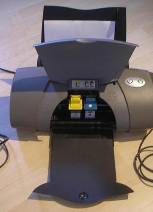 Цветной струйный принтер б/у Lexmark Color Inkjet Printer P707...