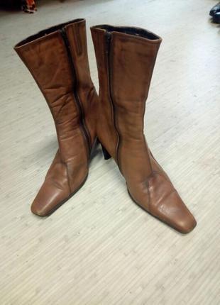 Женские ботинки/сапожки