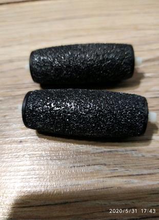 Сменные ролики (насадки) для электрической пилки для стоп 2 шт
