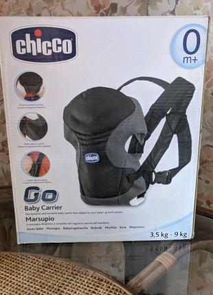 Продам нагрудную сумку Chicco Go
