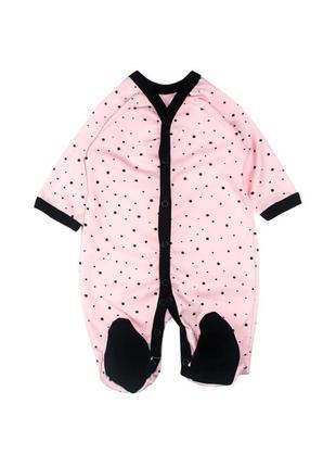 Человечек розовый little stars