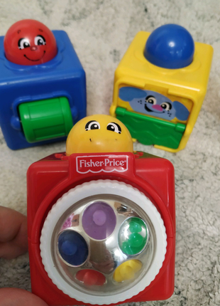 Кубики Fisher - Price