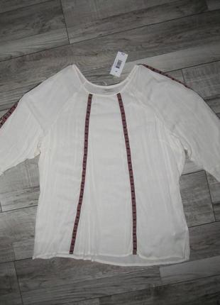 Вискоза блуза  papaya р. 20