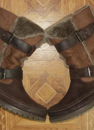 Зимние сапоги ботинки panama jack ecco{оригинал}р.42-43